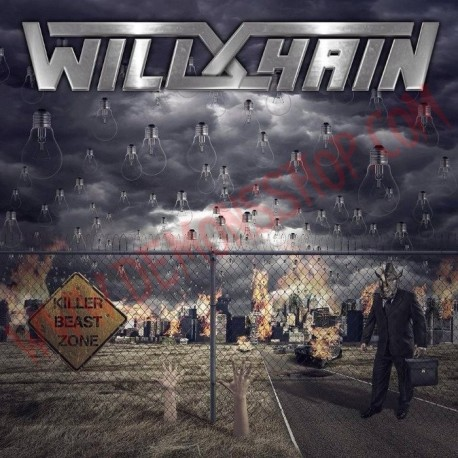CD Wild Chain - Killer Beast Zone