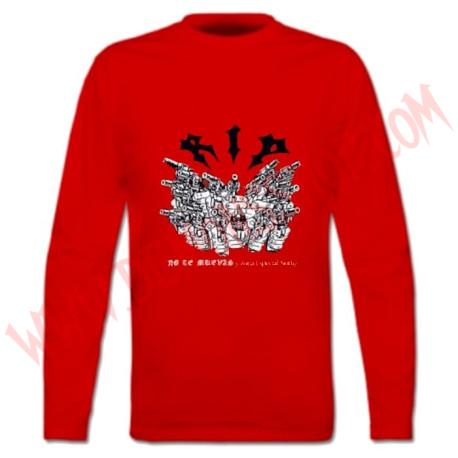 Camiseta ML RIP (Roja)