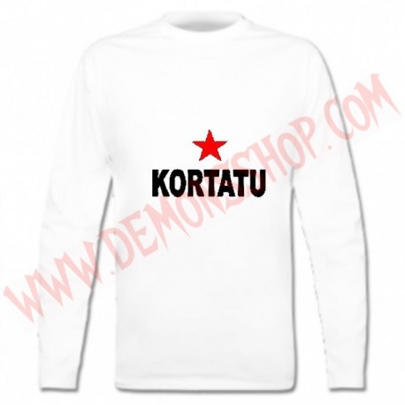 Camiseta ML Kortatu (Blanca)