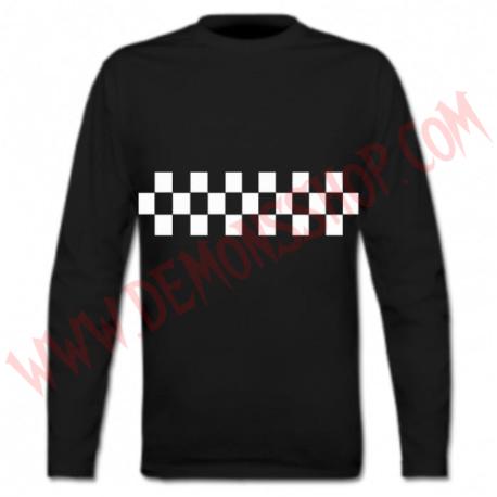 Camiseta ML SKA Damero