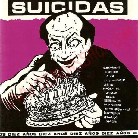 CD 10 AÑOS SUICIDAS