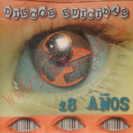 CD 18 AÑOS SUICIDAS