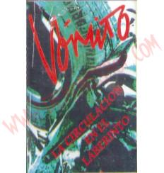 Cassette Vomito - La circulacion en el laberinto