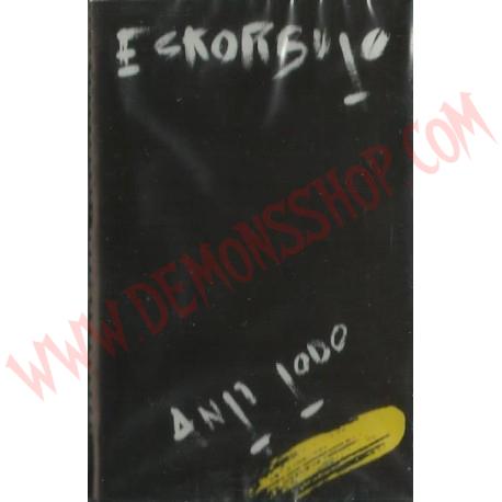 Cassette Eskorbuto - Anti todo
