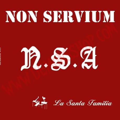 Vinilo LP Non Servium – La Santa Familia