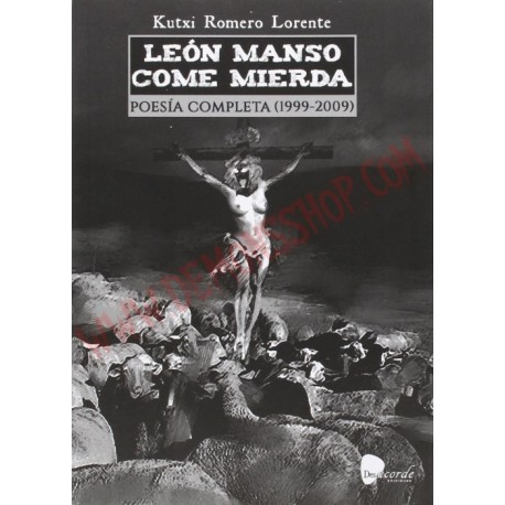 Libro Leon manso come mierda