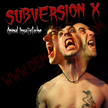 CD Subversion X - Animal insatisfecho