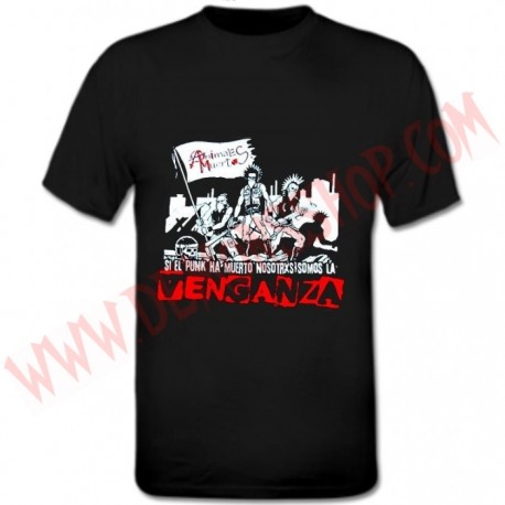 Camiseta MC Animales muertos