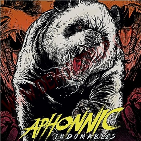 CD Aphonnic - indomables
