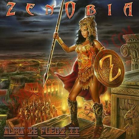 CD Zenobia - Alma de Fuego II (DIGIBOOK)