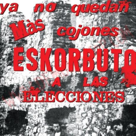 Vinilo LP Eskorbuto - Ya no quedan mas cojones