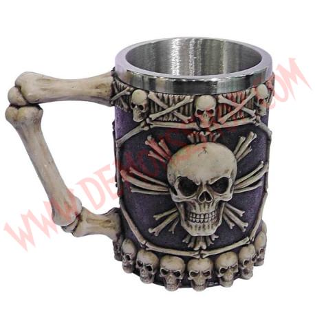Jarra Unholy skull
