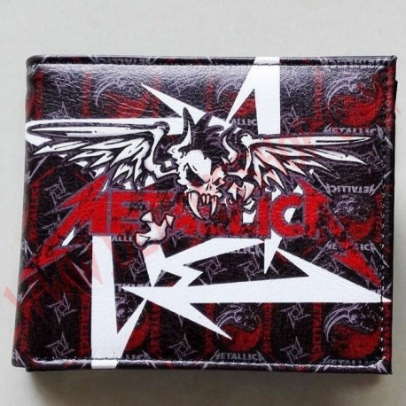 Cartera Metallica