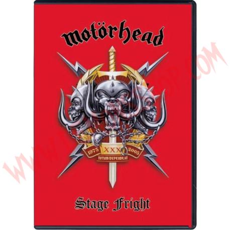 DVD Motorhead - Stage fright
