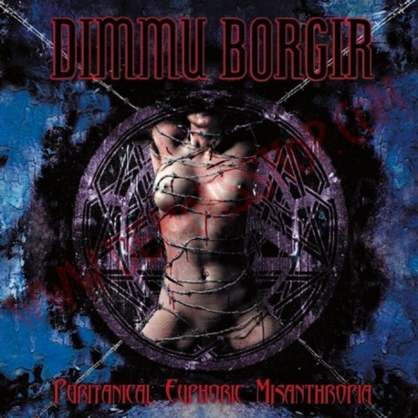 CD Dimmu Borgir - Puritanical euphoric misanthropia