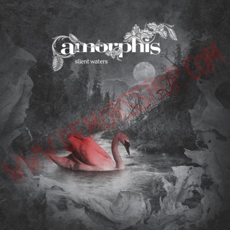 CD Amorphis - Silent waters