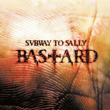 CD Subway to sally - Bastard