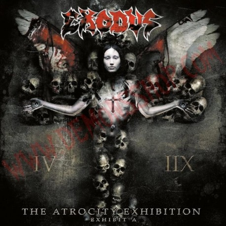 CD Exodus - The atrocity exhibition - Exhibit A