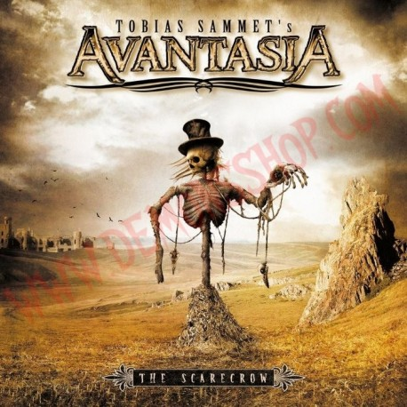 CD Avantasia - The scarecrow