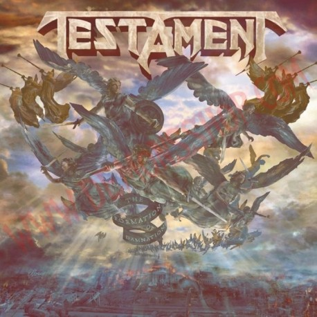 CD Testament - The formation of damnation