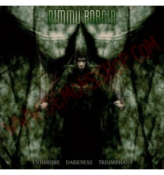 CD Dimmu Borgir - Enthrone darkness triumphant