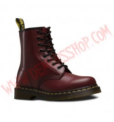 Bota Dr. Martens 1460 Smooth Granate