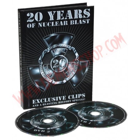 DVD 20 years Nuclear Blast
