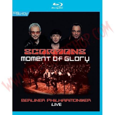 Blu-Ray Scorpions - Moment of glory