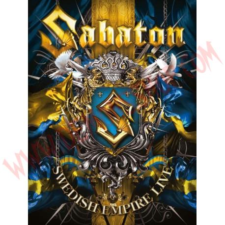 DVD Sabaton - Swedish empire live
