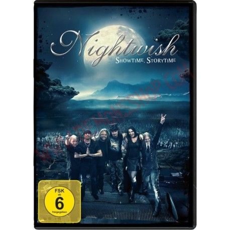 DVD Nightwish - Showtime, storytime