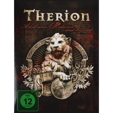 DVD Therion - Adulruna rediviva and beyond
