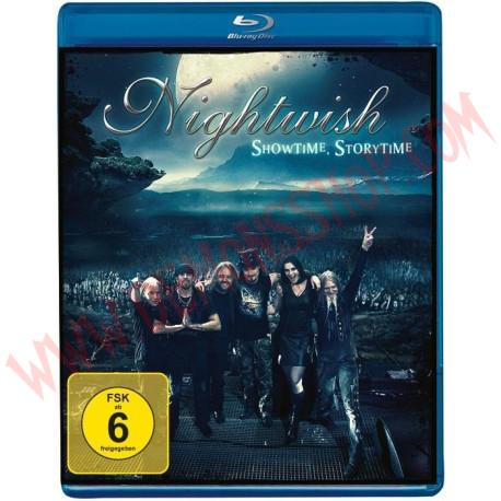 Blu-Ray Nightwish - Showtime, storytime