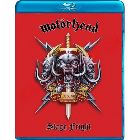 Blu-Ray Motorhead - Stage Fright