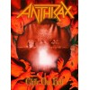 DVD Anthrax - Chile on hell