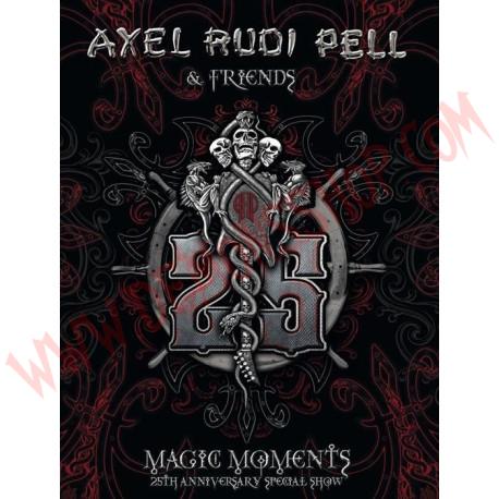 DVD Axel Rudi Pell - Magic moments - 25th anniversary special show