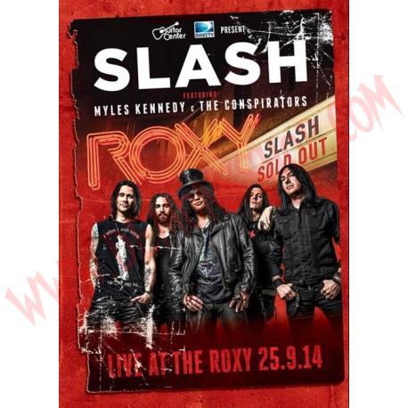 DVD Slash - Live at The Roxy 25.9.14