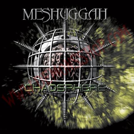 CD Meshuggah - Chaosphere