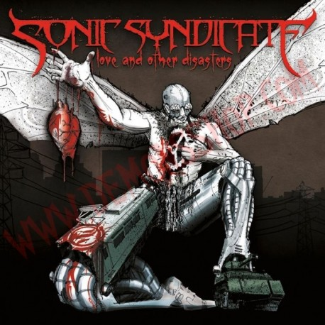 CD Sonic Syndicate - Love and other disasters