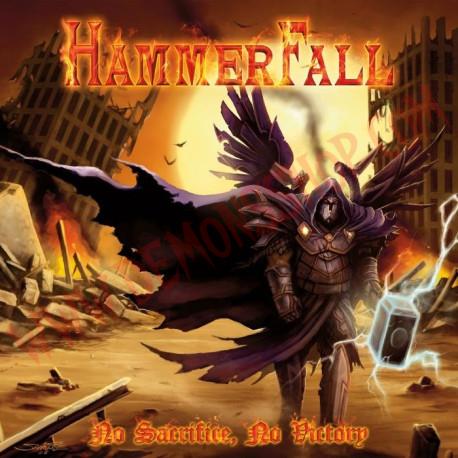 CD Hammerfall - No sacrifice, no victory