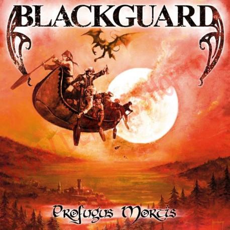 CD Blackuard - Profugus mortis