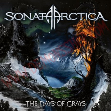 CD Sonata Arctica - The days of grays