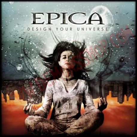 CD Epica - Design your universe