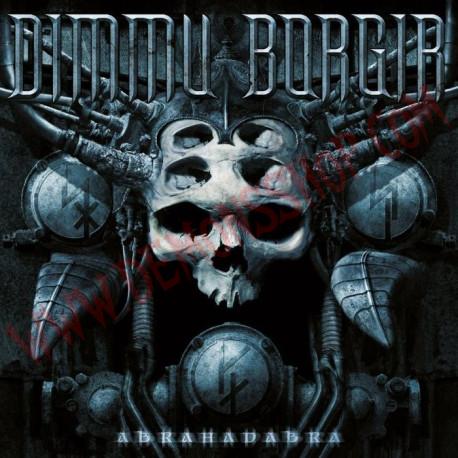 CD Dimmu Borgir - Abrahadabra