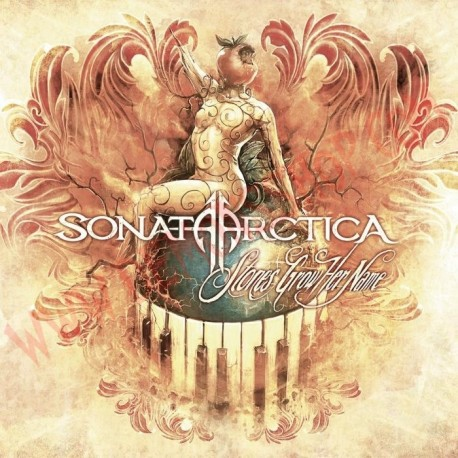 CD Sonata arctica - Stones grow her name