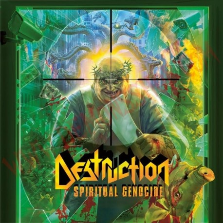 CD Destruction - Spiritual genocide