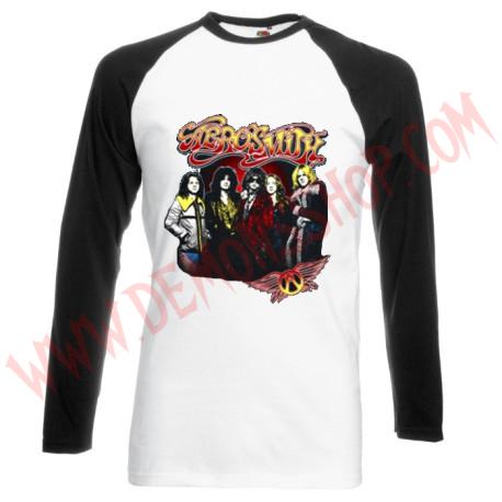 Camiseta ML Aerosmith