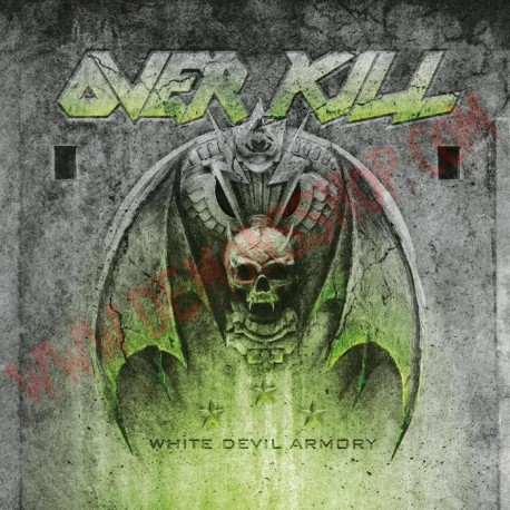 CD Overkill - White devil armory