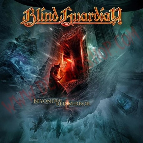 CD Blind Guardian - Beyond the red mirror