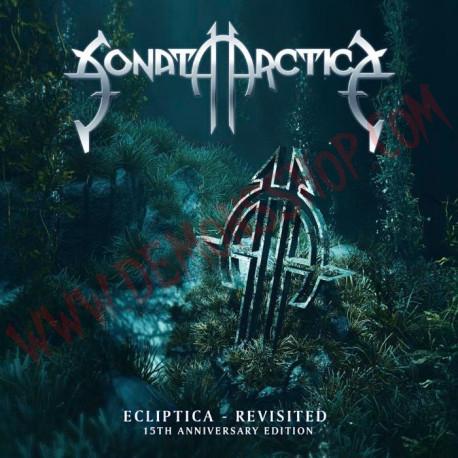 CD Sonata arctica - Ecliptica - Revisited: 15th anniversary edition
