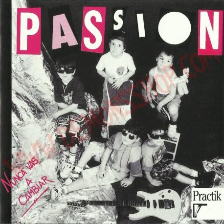 CD Passion - Nunca vas a cambiar